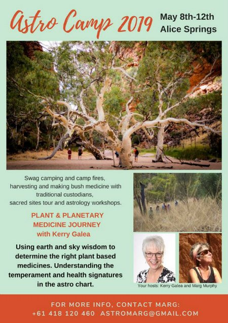 astrology camp alice springs
